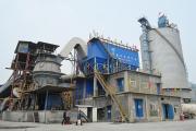 GGBFS завод с годовой производительностью 300 000 тонн